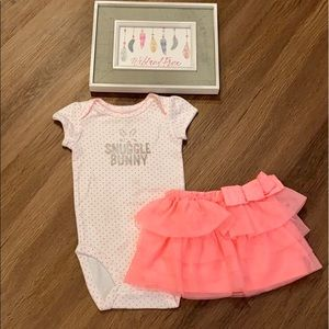 Just One You by Carter's Outfit Size 6m